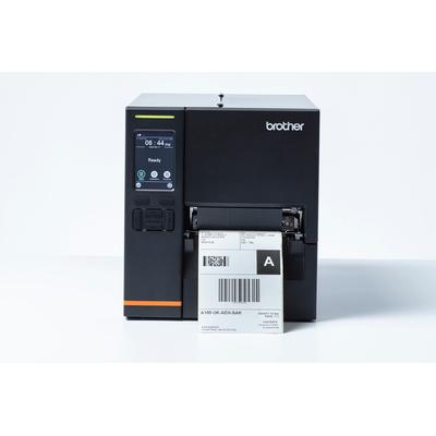 Brother TJ-4021TN Labelprinter - Zwart