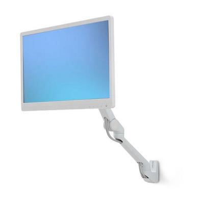 Ergotron MX Mini Wall Mount Arm Montagehaak - Zilver