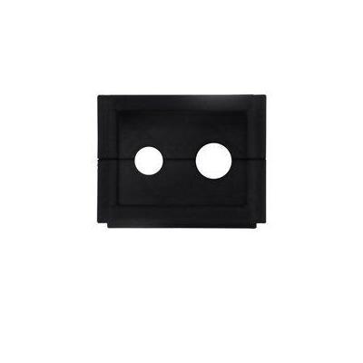 Amx inbouweenheid: HPX-CPT200-W - Zwart