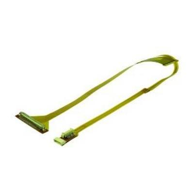 2-power notebook reserve-onderdeel: LED-LCD Screen Converter Cable - Geel