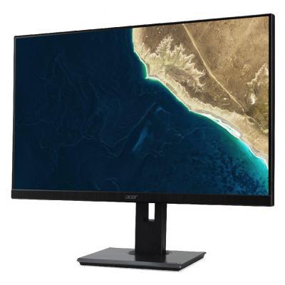 Acer monitor: B7 B247Wbmiprzx - Zwart