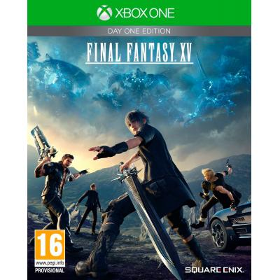 Square enix game: Final Fantasy XV (Day One Edition)  Xbox One