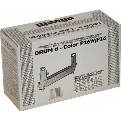 Olivetti Drum, 20.000 pages, Black Drum - Zwart