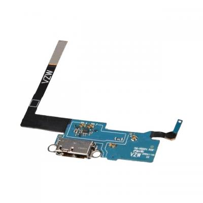 Samsung mobile phone spare part: SM-N9005 Galaxy Note 3, Micro USB Connector / Microfone Flex-Cable