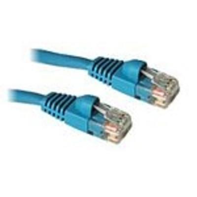C2G Cat5E 350MHz Snagless Patch Cable Blue 10m Netwerkkabel