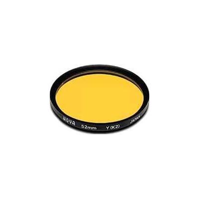 Hoya camera filter: K2 Yellow HMC 72mm