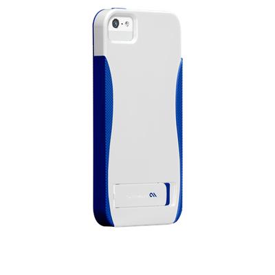 Case-mate Pop! iPhone 5 Mobile phone case - Blauw, Wit