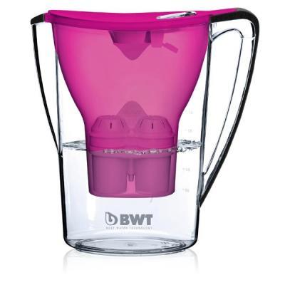 Bwt water filter: Penguin - Magenta