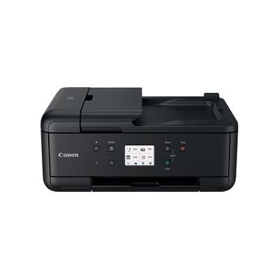 Canon multifunctional: PIXMA TR7550 - Zwart