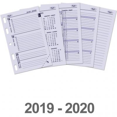 Kalpa Kalendarium mini week 2019 - 2020