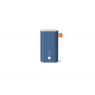 Fresh 'n rebel powerbank: Powerbank 6000 mAh - Indigo - Blauw