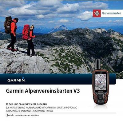 Garmin : Alpenvereinskarten v3