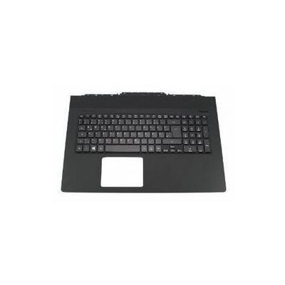 Acer notebook reserve-onderdeel: Cover Upper Black with KeyBoard - Zwart