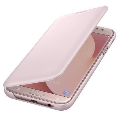 Samsung mobile phone case: EF-WJ730CPEGWW - Roze