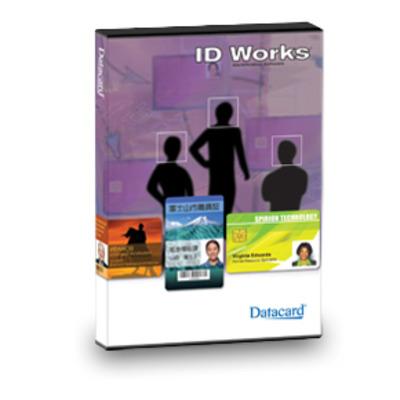 DataCard ID Works Standard V6.5 Software licentie