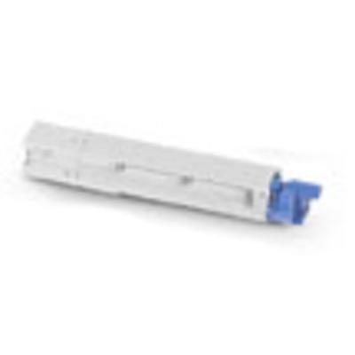 OKI cartridge: High Capacity Cyan Toner Cartridge for C3520/C3530 MFPs