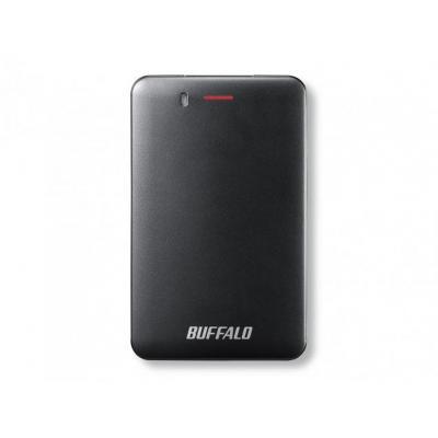 Buffalo : MiniStation SSD 120GB - Zwart