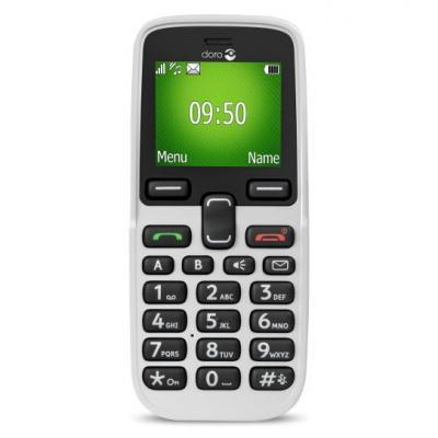 Doro mobiele telefoon: PhoneEasy 5030 - Grafiet