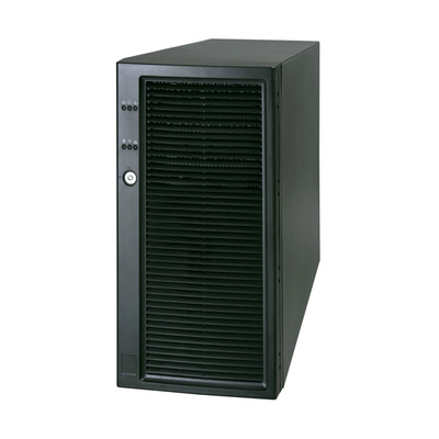 Intel SC5600LX Server barebone - Zwart