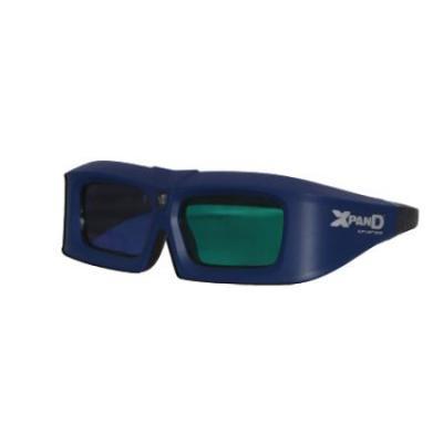 Infocus 3D-Brillen: 3D-bril voor DLP beamers - Blauw