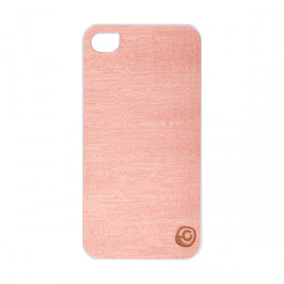 Man&Wood IS454W Mobile phone case - Roze