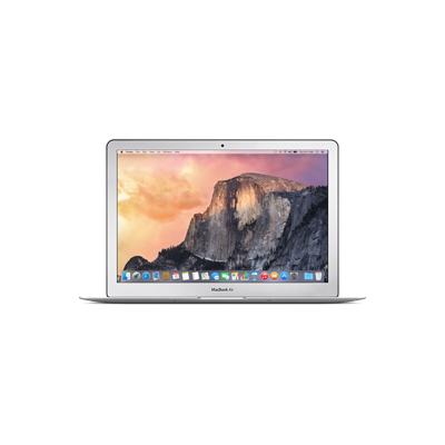 "Apple laptop: MacBook Air 13.3"" - Zilver (Refurbished LG), QWERTY"