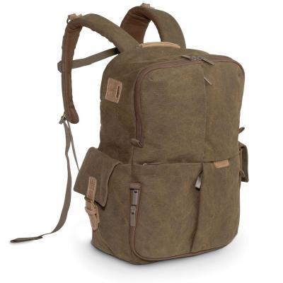 National Geographic Medium Rucksack For personal gear, DSLR, acc., laptop Cameratas - Bruin
