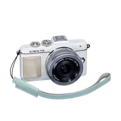 Olympus camera riem: E0410190 - Groen
