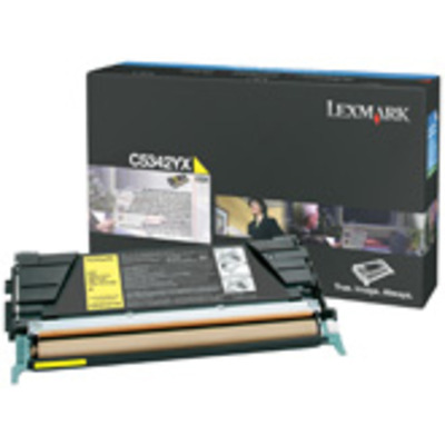 Lexmark C5342YX toner