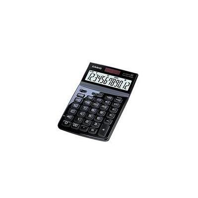 Casio calculator: JW-200TW - Zwart