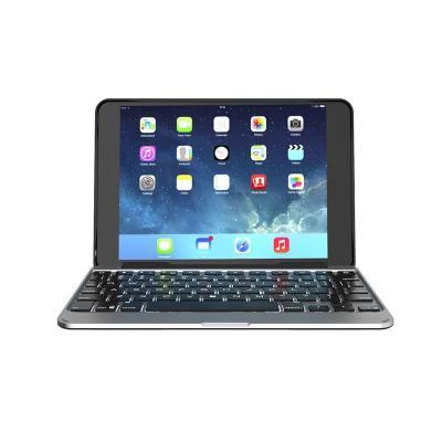 Zagg mobile device keyboard: Case and Keyboard iPad Mini 4 Black Case UK - Zwart, QWERTY