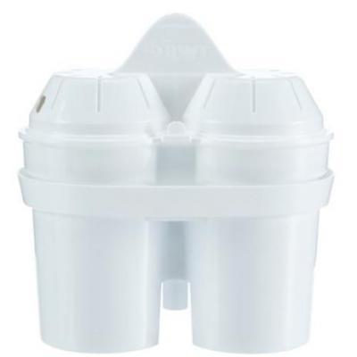 Bwt water filter: 5 Plus 1 Set Filter cartridge - Wit