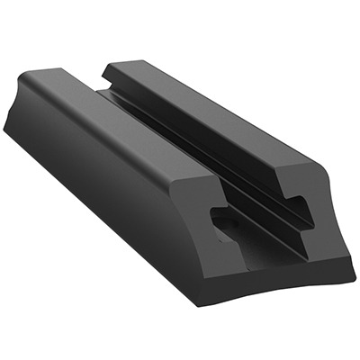 RAM Mounts RAP-TRACK-DR-3U Montagekit - Zwart