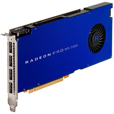 AMD 100-505826 Videokaart - Blauw