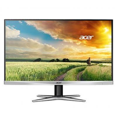 Acer monitor: G7 G277HU - Zilver