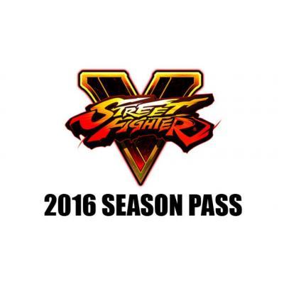 Capcom : Street Fighter V 2016 Season Pass