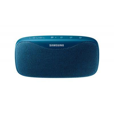 Samsung draagbare luidspreker: Level Box Slim - Blauw