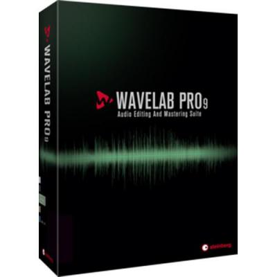 Steinberg audio software: WaveLab Pro 9