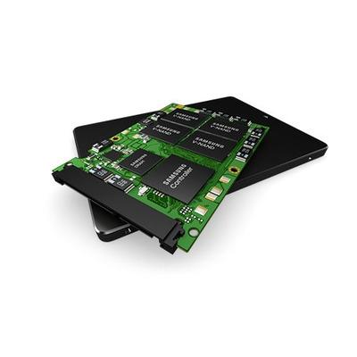 Samsung PM871b SSD - Zwart