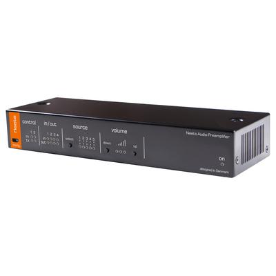 Neets Audio voorversterker Netw. audio v.versterker, LAN,RS-232