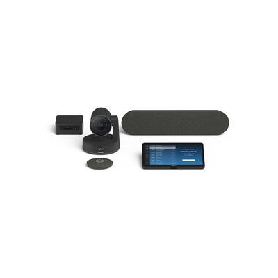 Logitech Tap Medium Bundle – Zoom Videoconferentie systeem - Zwart