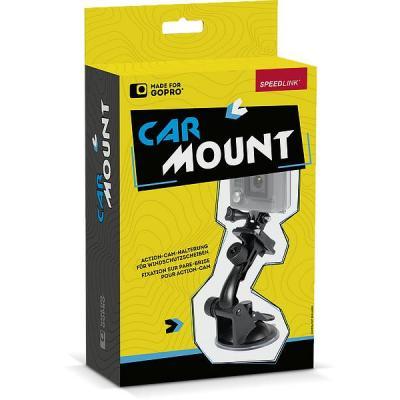 Speed-link : Car Mount f/ GoPro - Zwart