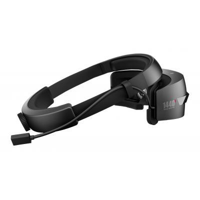 Hp virtual reality bril: VR1000-100nn - Zwart