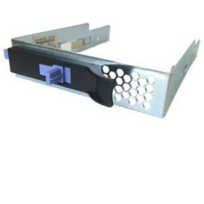 CoreParts KIT173 Computerkast onderdeel - Zwart,Metallic