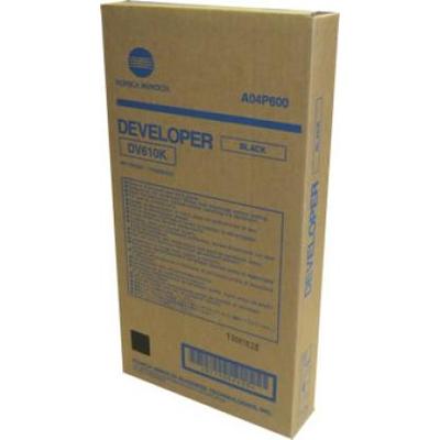 Konica Minolta DV610K Ontwikkelaar print - Zwart