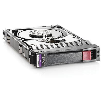 Hewlett packard enterprise interne harde schijf: 1.2TB 6G SAS 10K rpm SFF