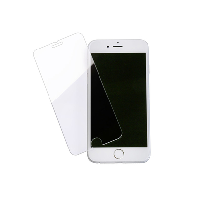 MW Basic Glass for iPhone 7+/8+ Screen protector - Transparant