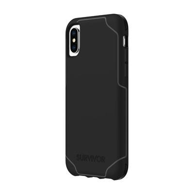 Griffin Survivor Mobile phone case - Zwart