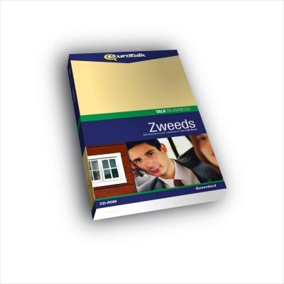 Eurotalk educatieve software: Talk Business, Leer Zweeds (Gemiddeld, Gevorderd)