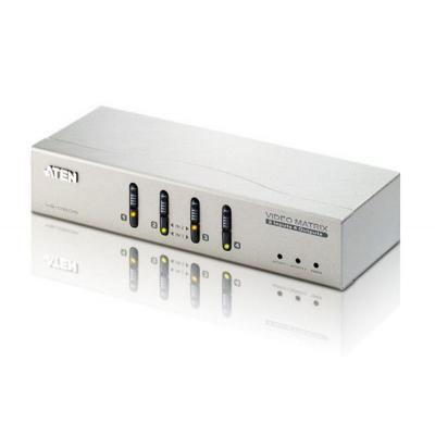 Aten video switch: Matrix Switch & Audio 2/4